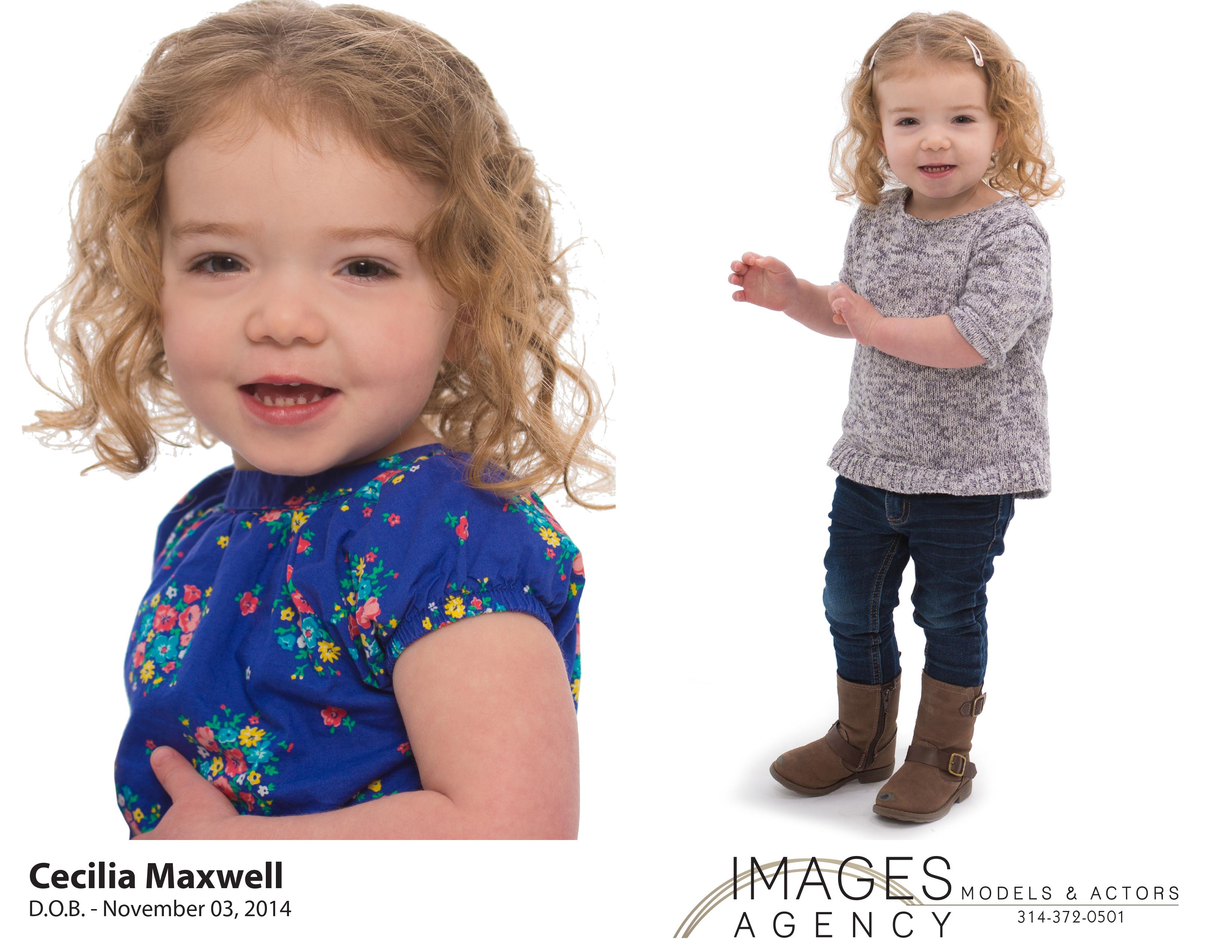 Cecilia Maxwell