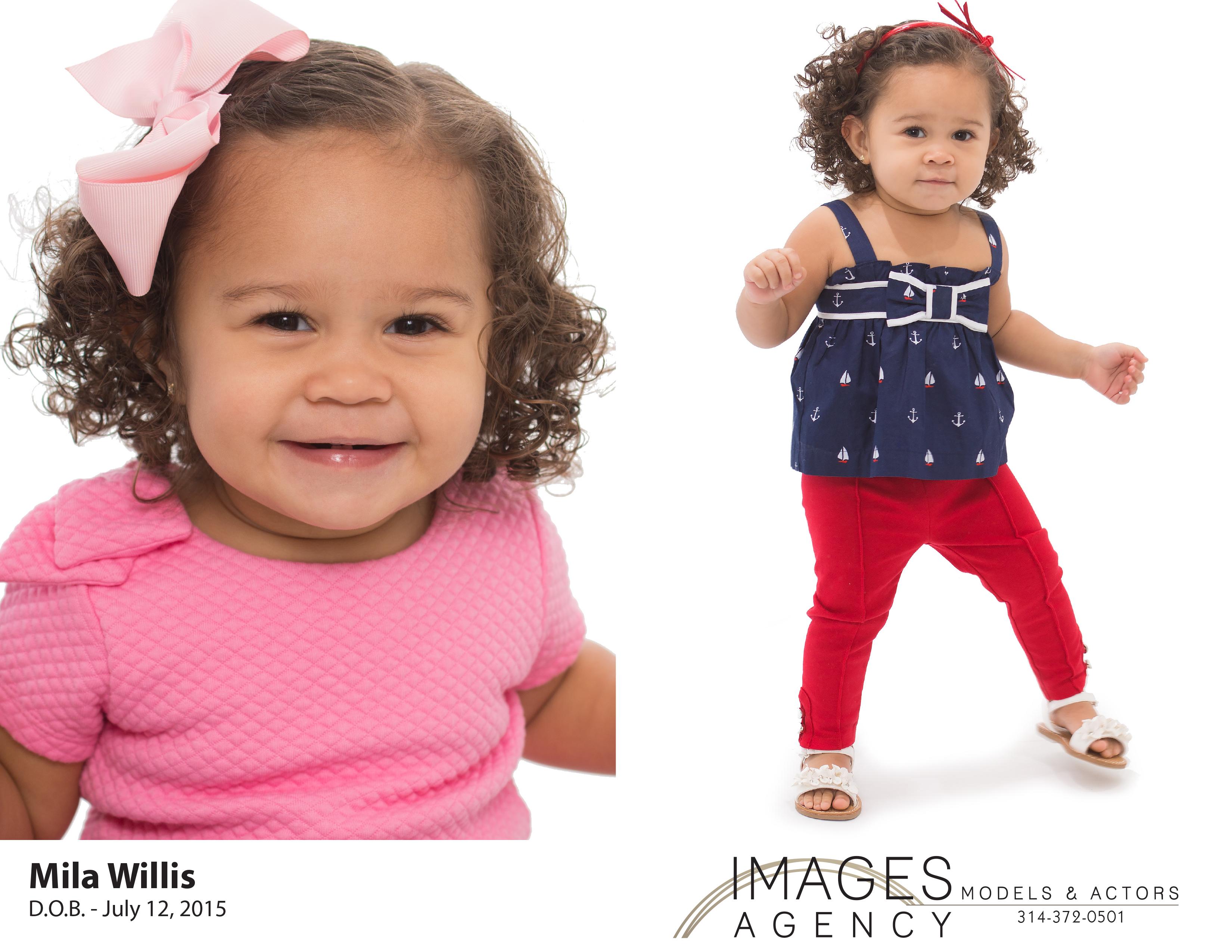 Mila Willis