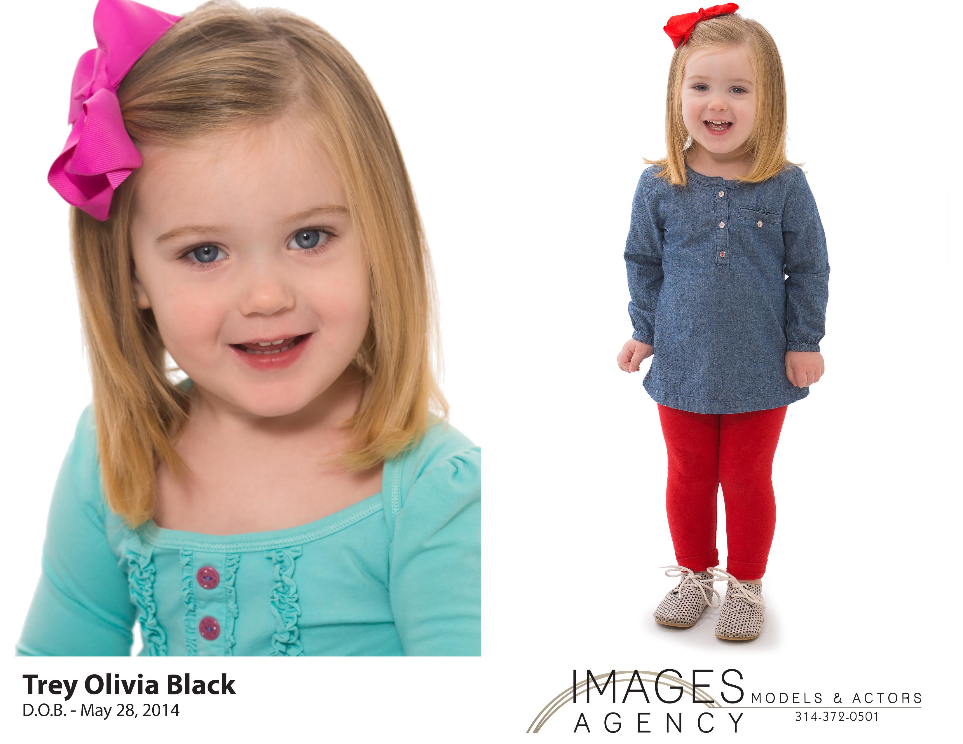 Trey Olivia Black