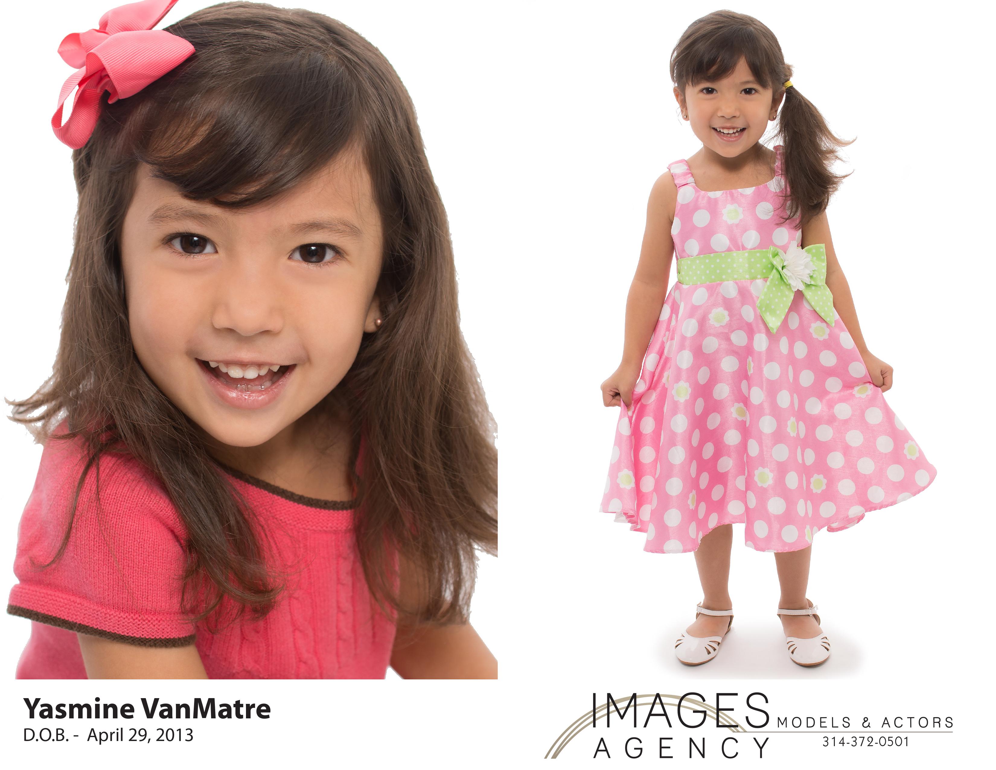 Yasmine VanMatre